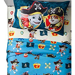 Paw Patrol Pirate Pups Full Sheets
