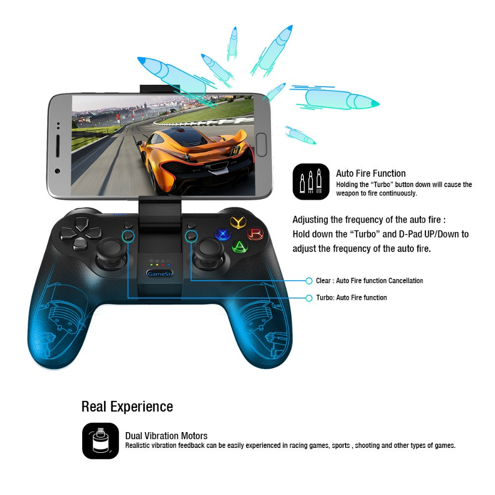 Amyove Drone Remote Controller Game Sir T1d Remote