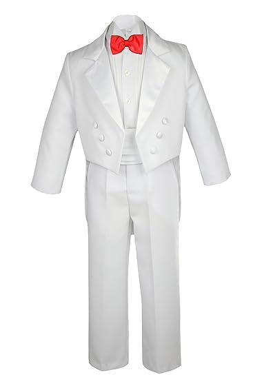 Infant Toddler Boy Adjustable Satin Bow tie for Formal Tuxedo Suit 4 colors