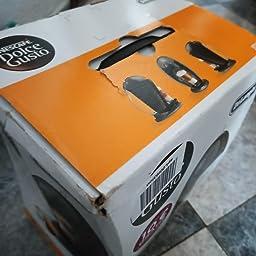 DeLonghi Dolce Gusto Jovia EDG250.R - Cafetera de cápsulas, 15 ...