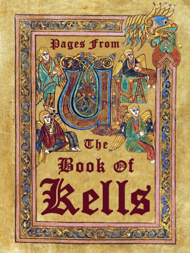 cdf6f64aeb531 Pages from The Book of Kells (Cognoscenti Books) - Kindle edition by ...