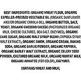 Annie's Homegrown Organic Snack Mix Cheddar 9 oz