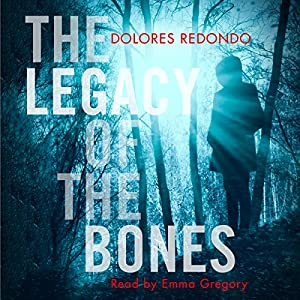 The Legacy of the Bones Hörbuch