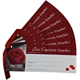 LoveTwoo Carnet de bons à remplir Love vouchers