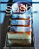 capa de Sushi. Técnicas e Receitas