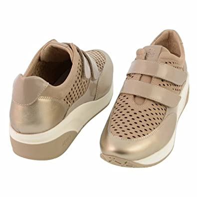 646d9ffe 22832 Taupe Leather Sports 24 Hours: Amazon.co.uk: Shoes & Bags