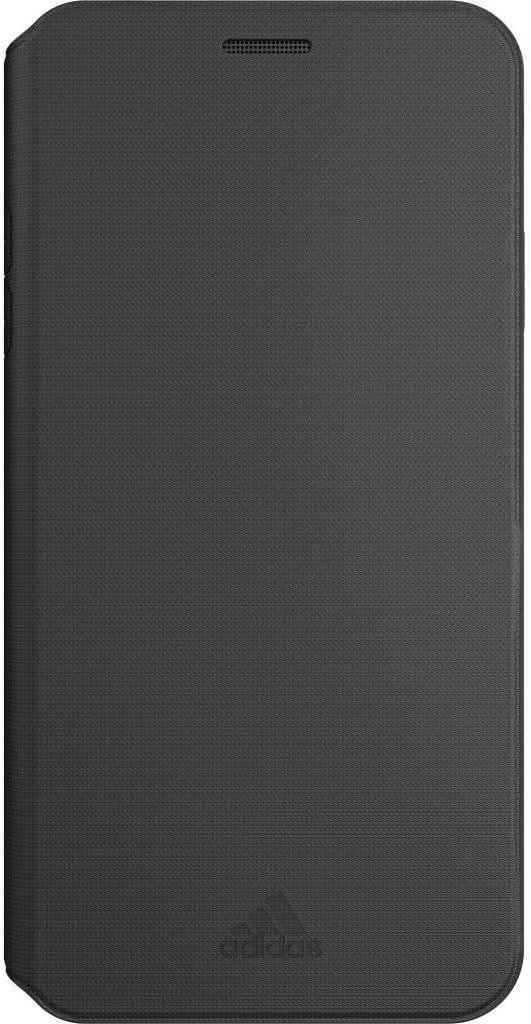 Folio Grip Case Schwarz f/ür das iPhone XS Max