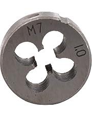 """M7 x 1 mm métrico tuerca mueren, tungsteno, acero Cortador de rosca de 1"""" (25mm) TD063"""