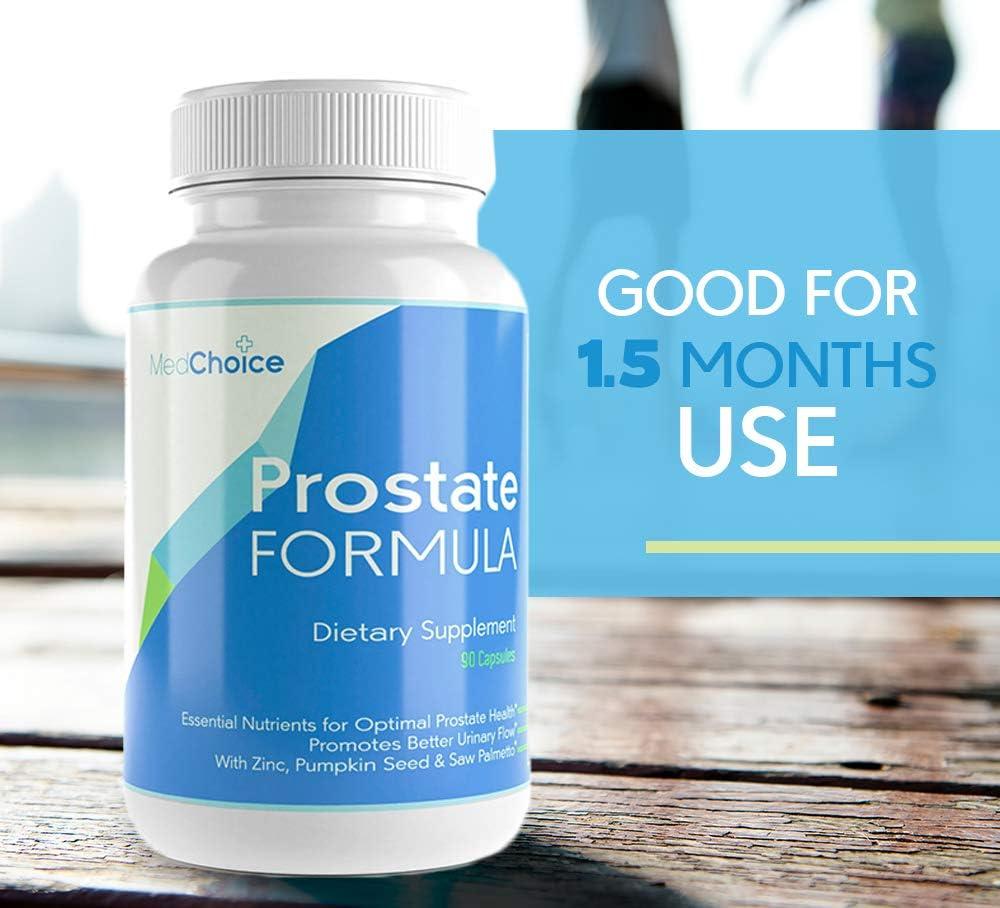 cuidar el crecimiento de próstata y cabello