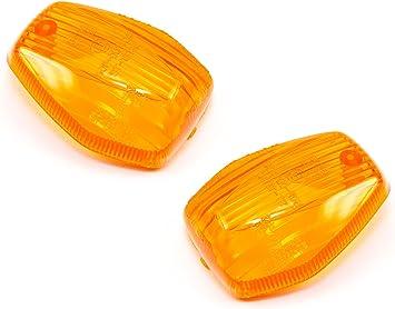 Blinker Glas Satz Vorne E Geprüft 2 Stück Für Honda Auto