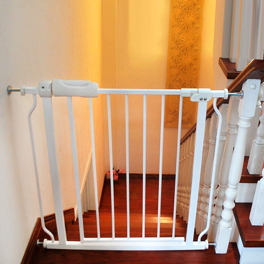 2019公式店舗 階段の出入り口用エクストラワイドベビーゲート、プレッシャーマウントホワイトメタルペットゲート 146-157.9cm、猫/犬ドア付、61-265.9cm (サイズ さいず : さいず 146-157.9cm) 146-157.9cm) 146-157.9cm B07JW8VB99, IT Collection's:31f617e7 --- a0267596.xsph.ru