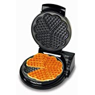 Chef'sChoice Five-of-Hearts Waffle Maker (Discontinued by Manufacturer)