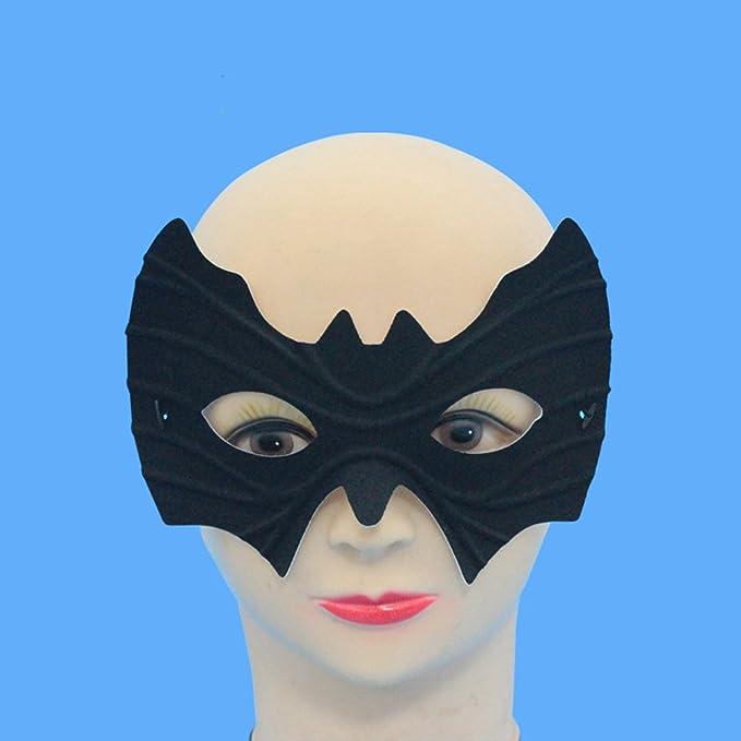 Tinksky Máscara Veneciana Antifaz Batman de Disfraces de Halloween: Amazon.es: Juguetes y juegos