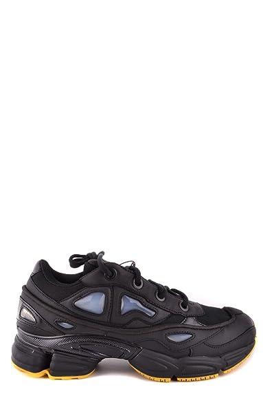 adidas RAF Simons Herren BB6741 Schwarz Stoff Sneakers