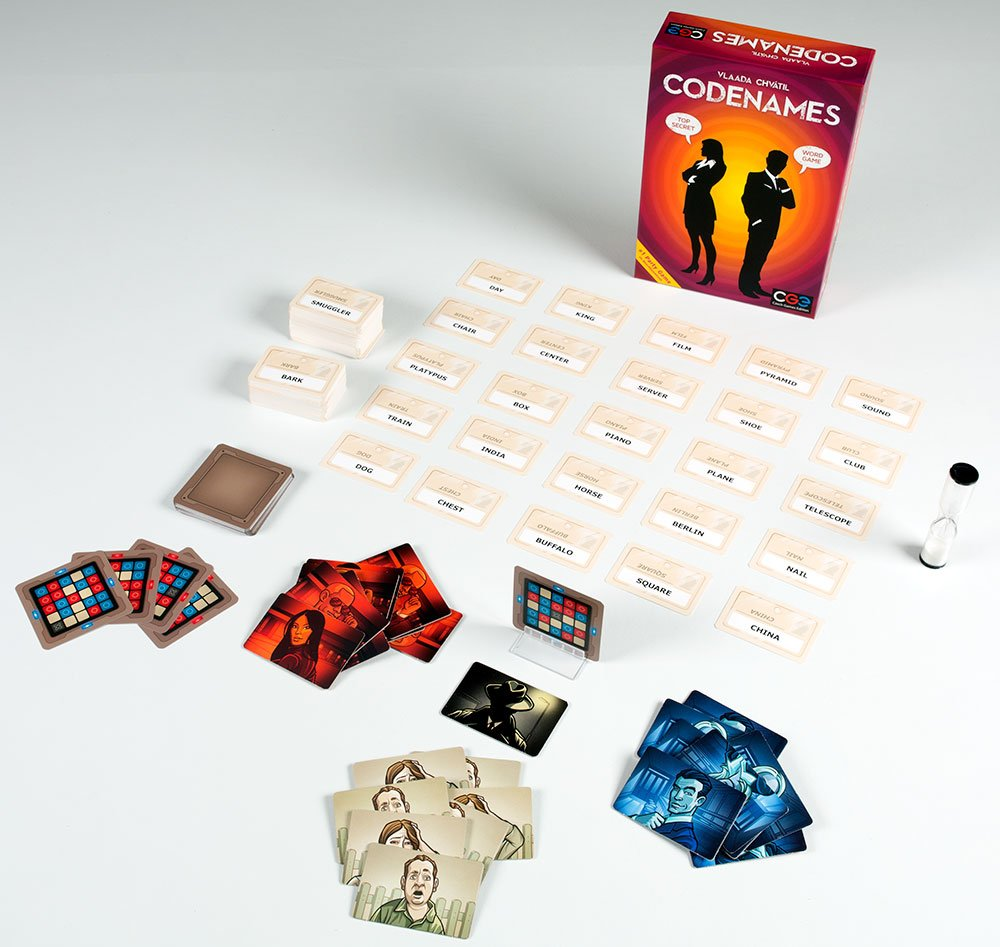 Codenames by Czech Games (Image #8)