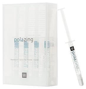 PolaZing 35% Whitening Gel - 4pk - Spearmint (4 gels)