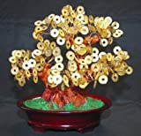 Feng Shui Golden Money Trees Using Chinese Coins by Feng Shui Import
