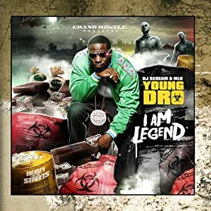 DJ Scream/ Mlk Presents I Am Legend