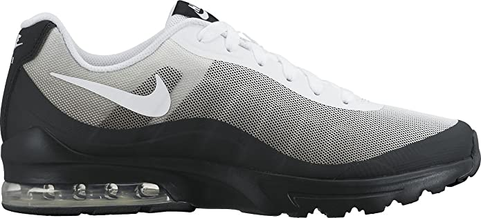 825cf00ab21a ... promo code for nike air max invigor print unisex trainers colour black  grey amazon shoes bags