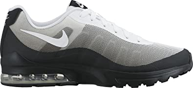 Nike Air MAX Invigor Print - Zapatillas Unisex, Color Negro/Gris, Talla 38