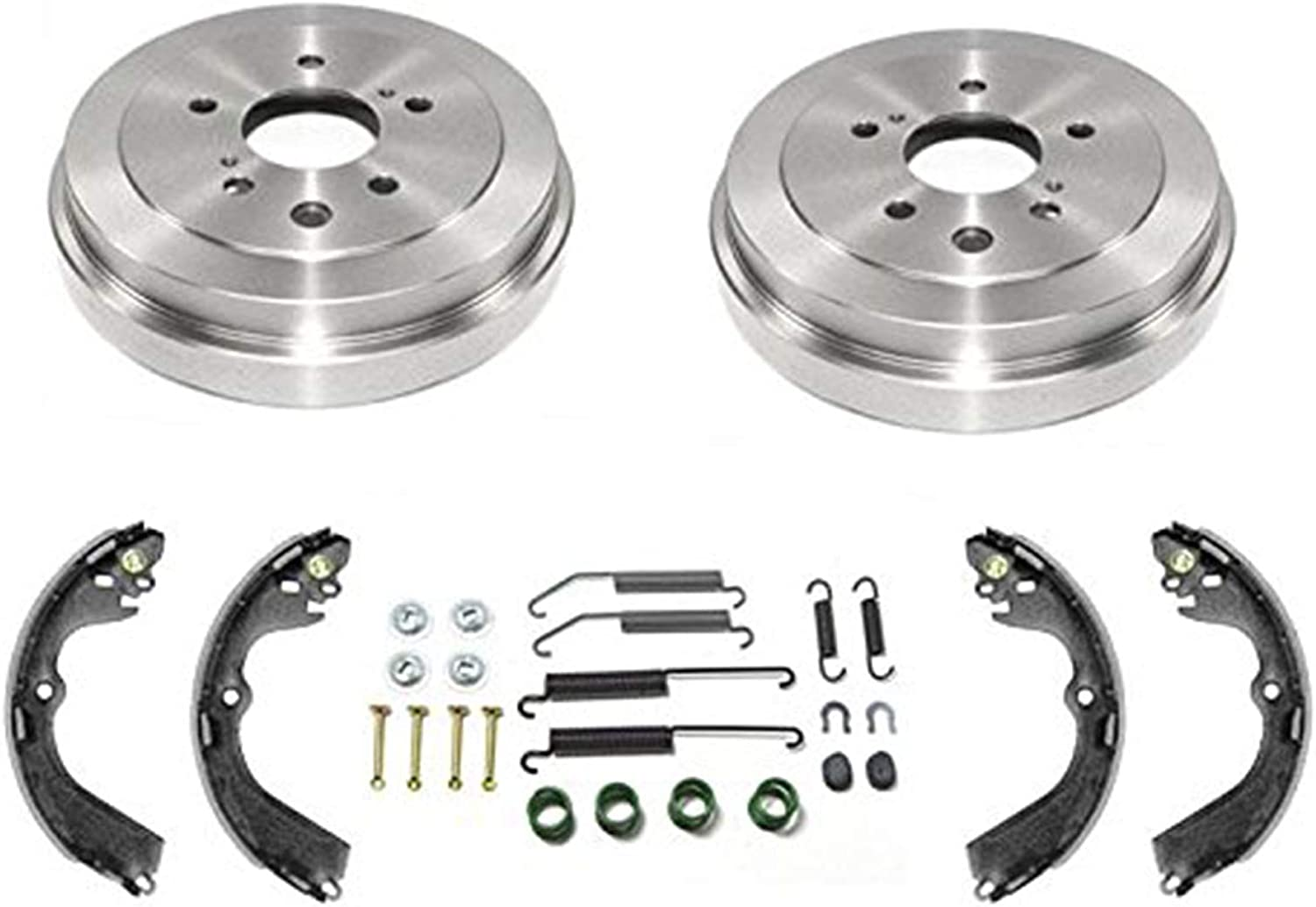 Front Ceramic Brakes For Chevrolet City Express Nissan Leaf NV200
