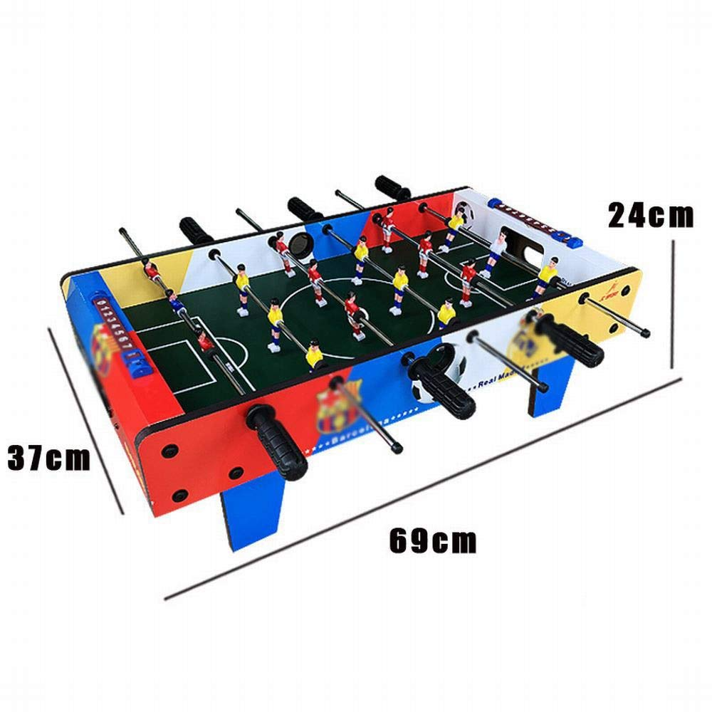 FANCYKIKI Table Football Table Football Machine Juego De Mesa ...