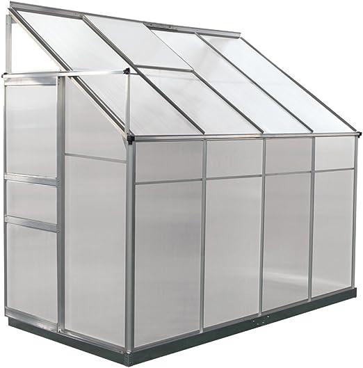 Invernadero para jardín en policarbonato