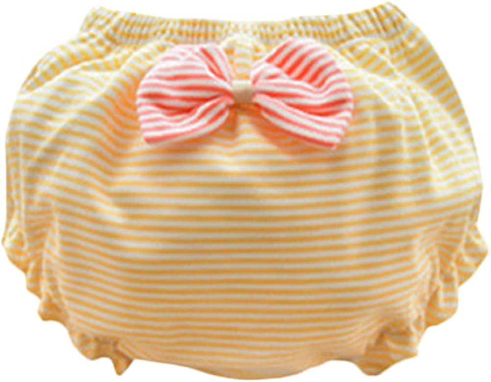 ARAUS Training Pants Baby Girl Cotton Underwear Panties Briefs 4 Pack