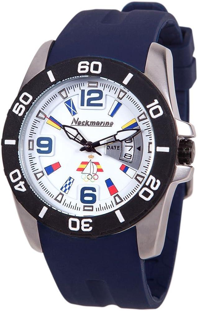 Reloj de Caballero Neckmarine NM-X1488J07