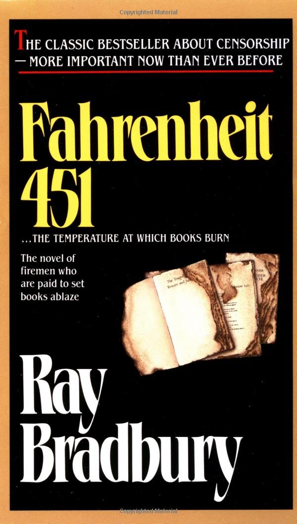 Fahrenheit 451: Ray Bradbury: 9780345342966: Amazon.com: Books