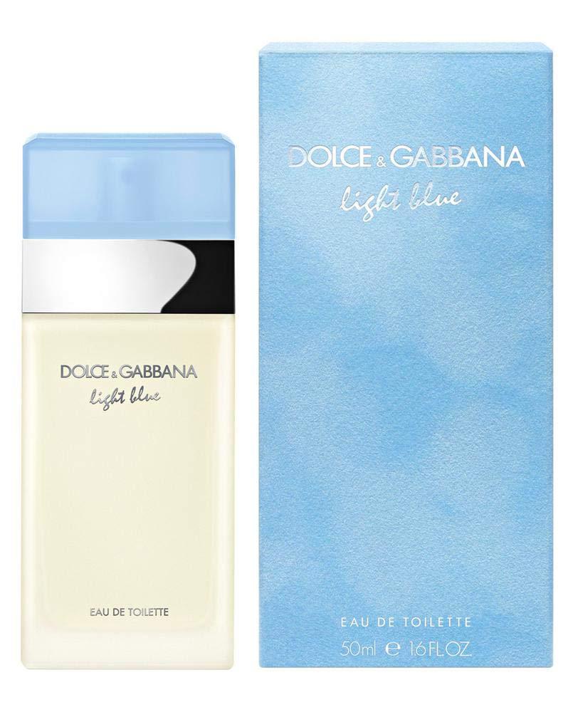 Dolce & Gabbana Light Blue By Dolce & Gabbana For Women. Eau De Toilette Spray 1.6 Oz by Dolce & Gabbana (Image #7)