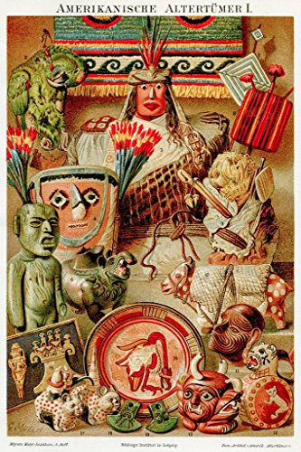 The 8 best antiquities of the americas