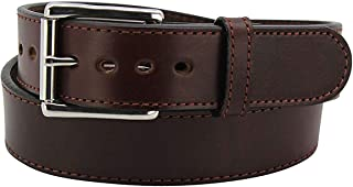 """product image for Max Thickness Work Gun Belt Single Stitched CCW 1.75"""" Extra Wide, Made in USA"""