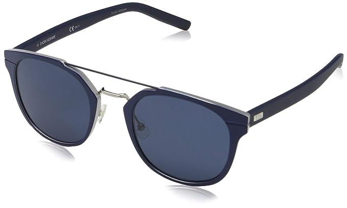 094688e8c30 Christian Dior Al13.5 Ku Scb 52 Montures de lunettes Bleu (Blue Blutevio