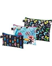 Wild Zip Pockets: Mini Zip-Etui 13 x 23 cm, Midi Zip-Etui 20 x 27 cm, Maxi Zip-Etui 25 x 32 cm, Polyester, Water-Resistant