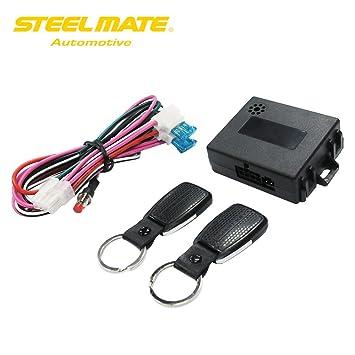 Steelmate SK21 - Alarma de Coche Sistema de Seguridad Smart ...