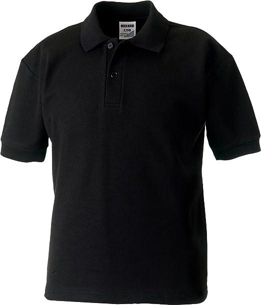 Jerzees Herren T-Shirt Gr. 3-4, flaschengrün