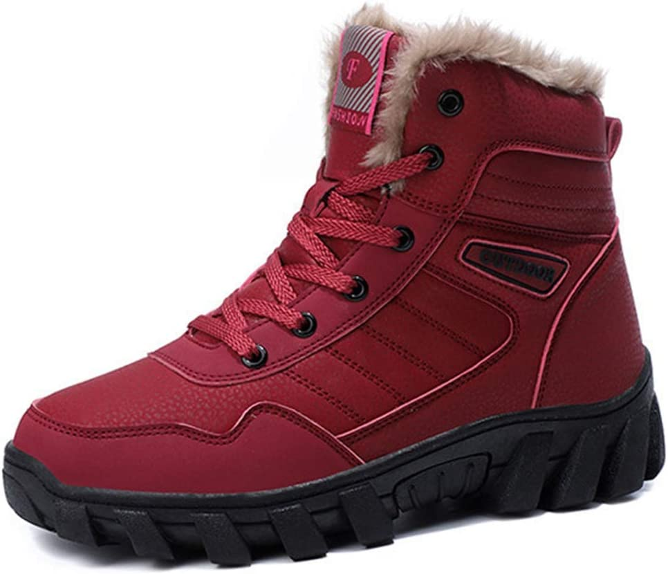 Zpyh Mountaineering Martin Boots Lace