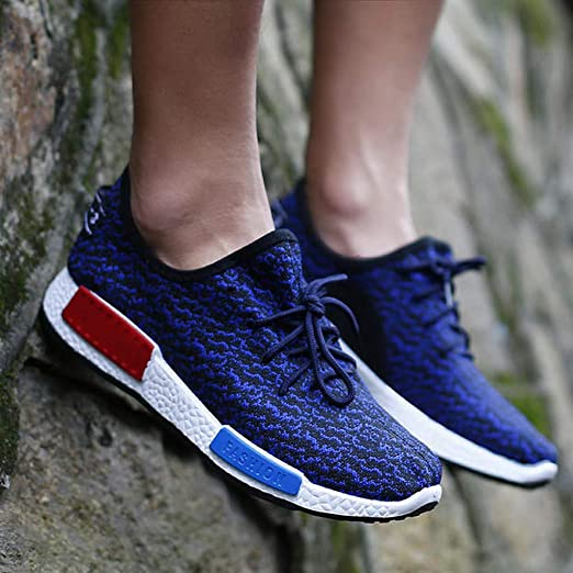 Sneakers Shoes, Men Running Comfortable Casual Light Shoes ...
