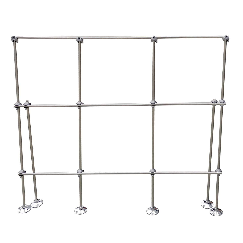 HFS(R) 4FT Table Top Aluminum Lattice Lab Stand Kits