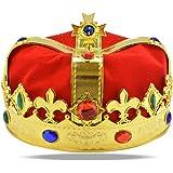 キングアーサー の 王冠 ラメ付 コスプレ パーティー