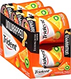 Trident Unwrapped Sugar Free Gum (Tropical Twist, 50-Piece, 6-Pack) For Sale