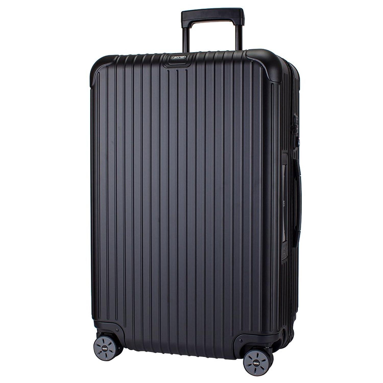 【E-Tag】 電子タグ リモワ RIMOWA サルサ マルチホイール 4輪 スーツケース ブラック MULTIWHEEL 97L (811.77.32) [並行輸入品] B073QPCXK5