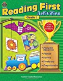 Reading First Activities, Grade 1