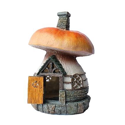 Georgetown Home U0026 Garden Fairy Garden Mushroom Cottage