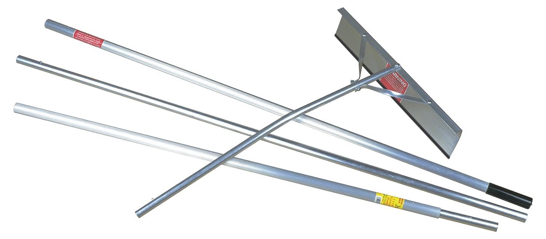 Snow Joe RJ201M 21-Foot Aluminum Snow Roof Rake