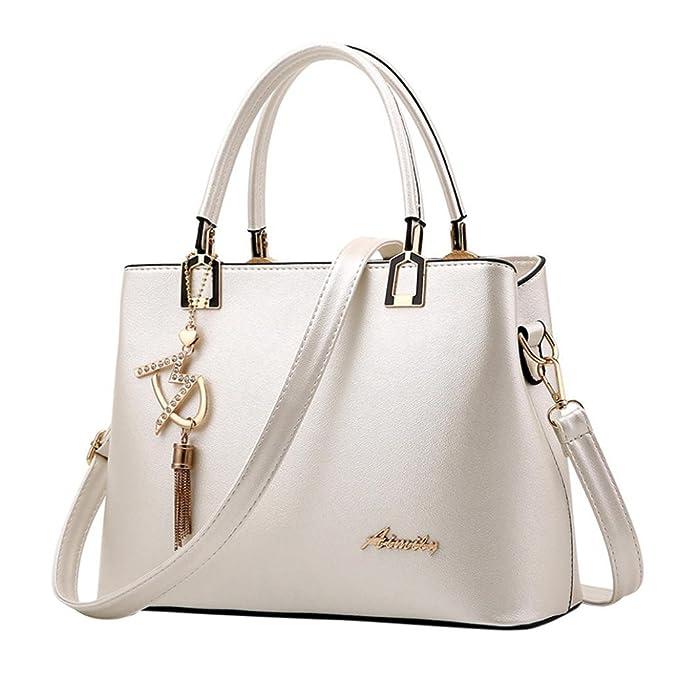 Morwind Donna Pelle Crossbody Borsa Tracolla Borsa Messenger Bag Hangbag  Donne Borse Borsa Di Marca Di de800fe33bb