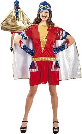 atelier bro s.l.u. Disfraz Mujer Bala M-L: Amazon.es: Juguetes y ...