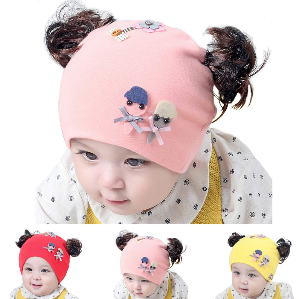 BriStory HAT ベビーガールズ US サイズ: 0-12 Months カラー: マルチカラー   B07N2WCDKT