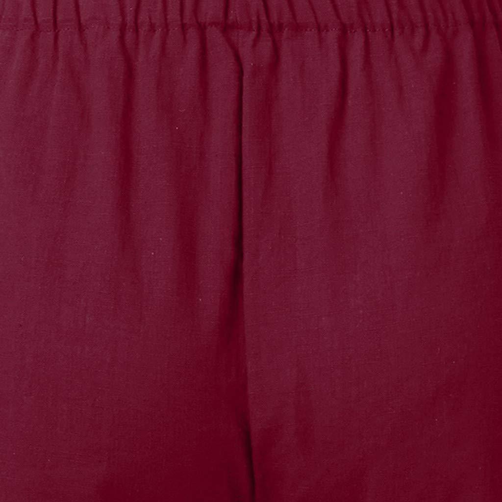 R/äumungsverkauf HEFYBA Herren-Turnhose Schnelltrocknende Shorts Workout Training Laufen Schwimmen Sport Shorts Leinen Baumwolle Gerade Kurze Hosen